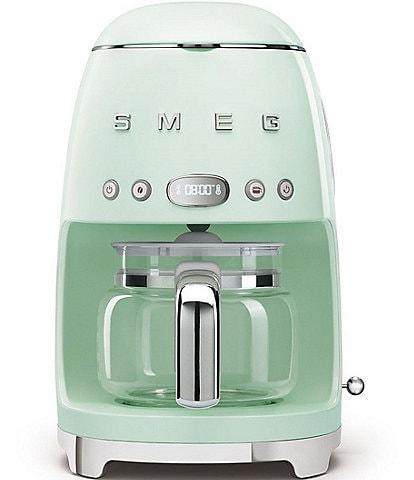 SMEG 50's Retro Drip Filter 10-Cup Coffee Machine