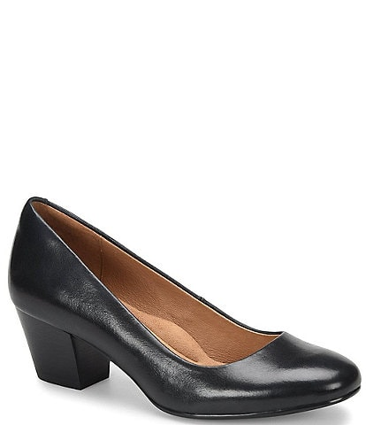 Sofft Lindon Leather Pumps