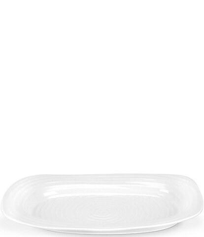 Sophie Conran for Portmeirion White Porcelain Sandwich Tray