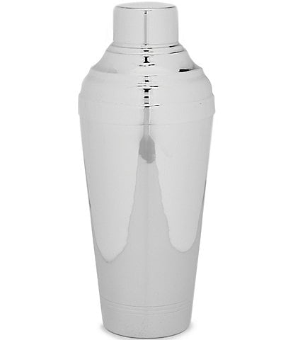 Southern Living Classic Ribbed Cocktail Shaker