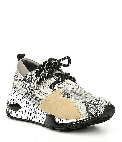 Steve Madden Cliff Multi Wedge Sneakers