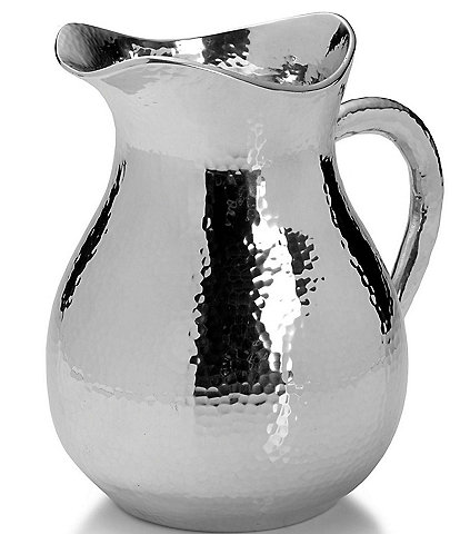 Towle Silversmiths Hammered Pitcher
