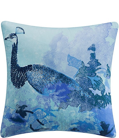 Poetic Wanderlust by Tracy Porter Juniper Square Decorative Pillow