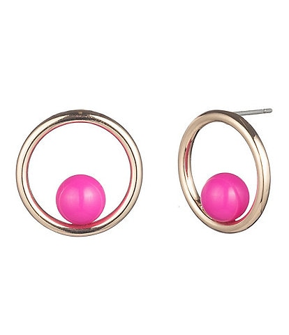 trina Trina Turk Elongated Ring Earrings