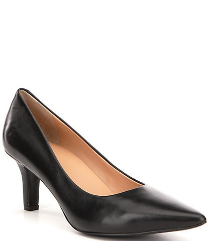 Trotters Noelle Leather Pumps