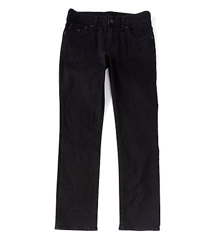 True Religion Ricky Low-Rise Straight Fit Jeans