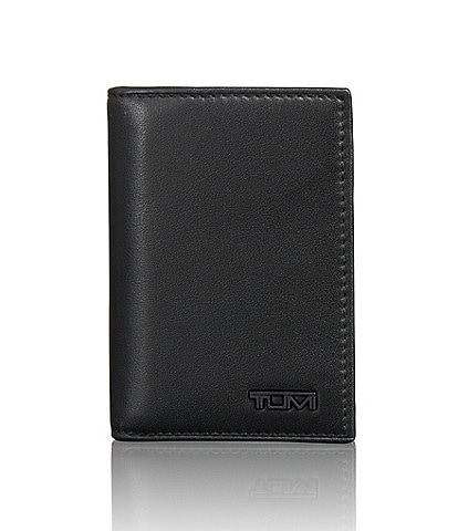 Tumi ID Lock Gusseted Card Case ID