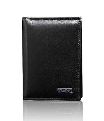 Tumi ID Lock L-Fold Leather ID