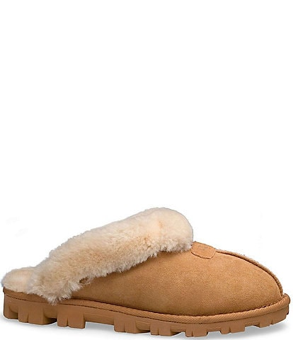 UGG® Coquette Suede Slippers