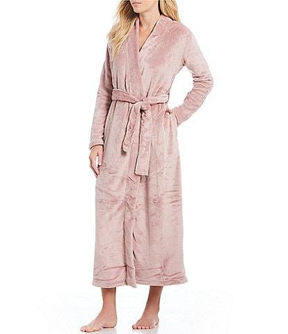 UGG® Marlow Double Fleece Long Wrap Robe