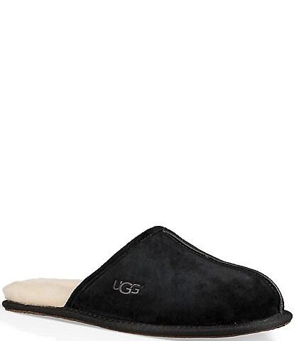 UGG® Men's Suede Scuff Slippers