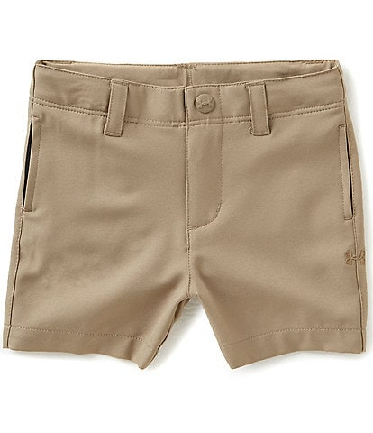 Under Armour Baby Boys Newborn-24 Months Golf Medal Play Solid Twill Shorts