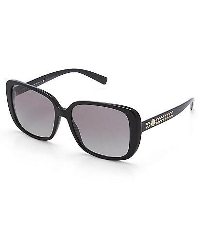 Versace Women's Square Sunglasses