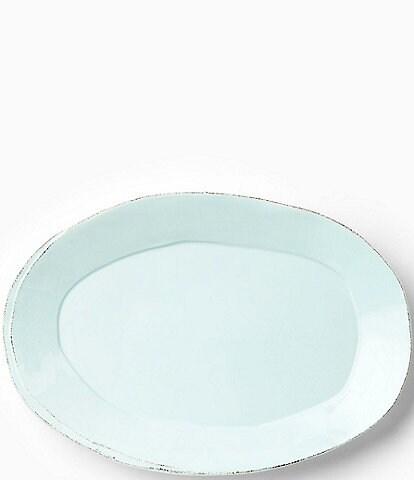 Vietri Lastra Oval Platter