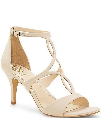 Vince Camuto Payto Suede Ankle Strap Dress Sandals