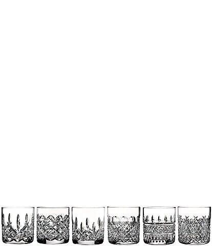 Waterford 6-Piece Heritage Crystal Tumbler Set