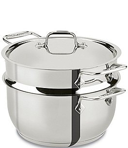 Image of All-Clad 5-Quart Steamer with Lid