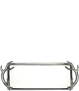 Image of Arthur Court Antler Rectangular Tray