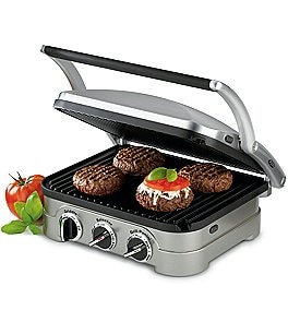 Image of Cuisinart Stainless Steel Griddler