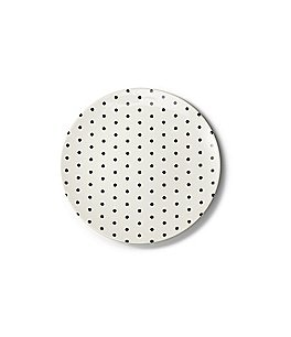 Image of kate spade new york Raise A Glass Dotted Melamine Salad Plate