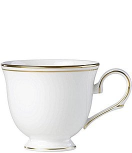 Image of Lenox Federal Gold Teacup