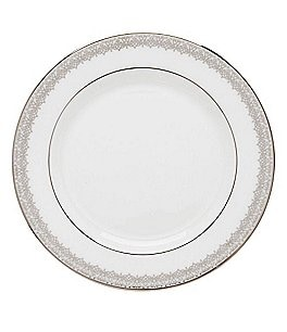 Image of Lenox Lace Couture China Bread and Butter Plate