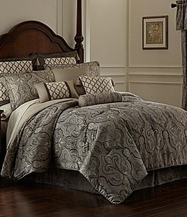 Image of Rose Tree Portici Paisley Comforter Set