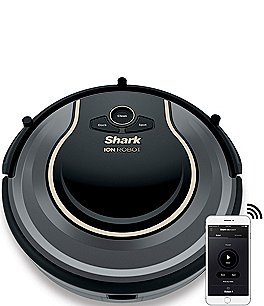 Image of Shark ION ROBOT 750 Connected Robotic Vacuum Cleaner