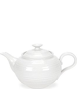 Image of Sophie Conran for Portmeirion Porcelain Teapot