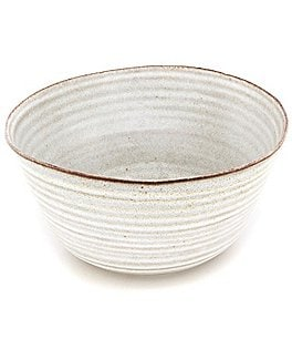 Image of Southern Living Astra Glazed Stoneware Serving Bowl