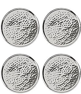 Image of Southern Living Hammered Coasters