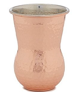 Image of Southern Living Hammered Copper Tumbler