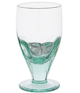 Image of Southern Living Ibiza Recycled Glass Goblet