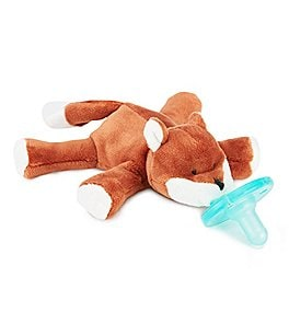 Image of WubbaNub Tiny Fox Pacifier