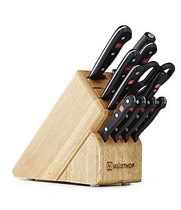 Image of Wusthof Gourmet 12-Piece Block Cutlery Set