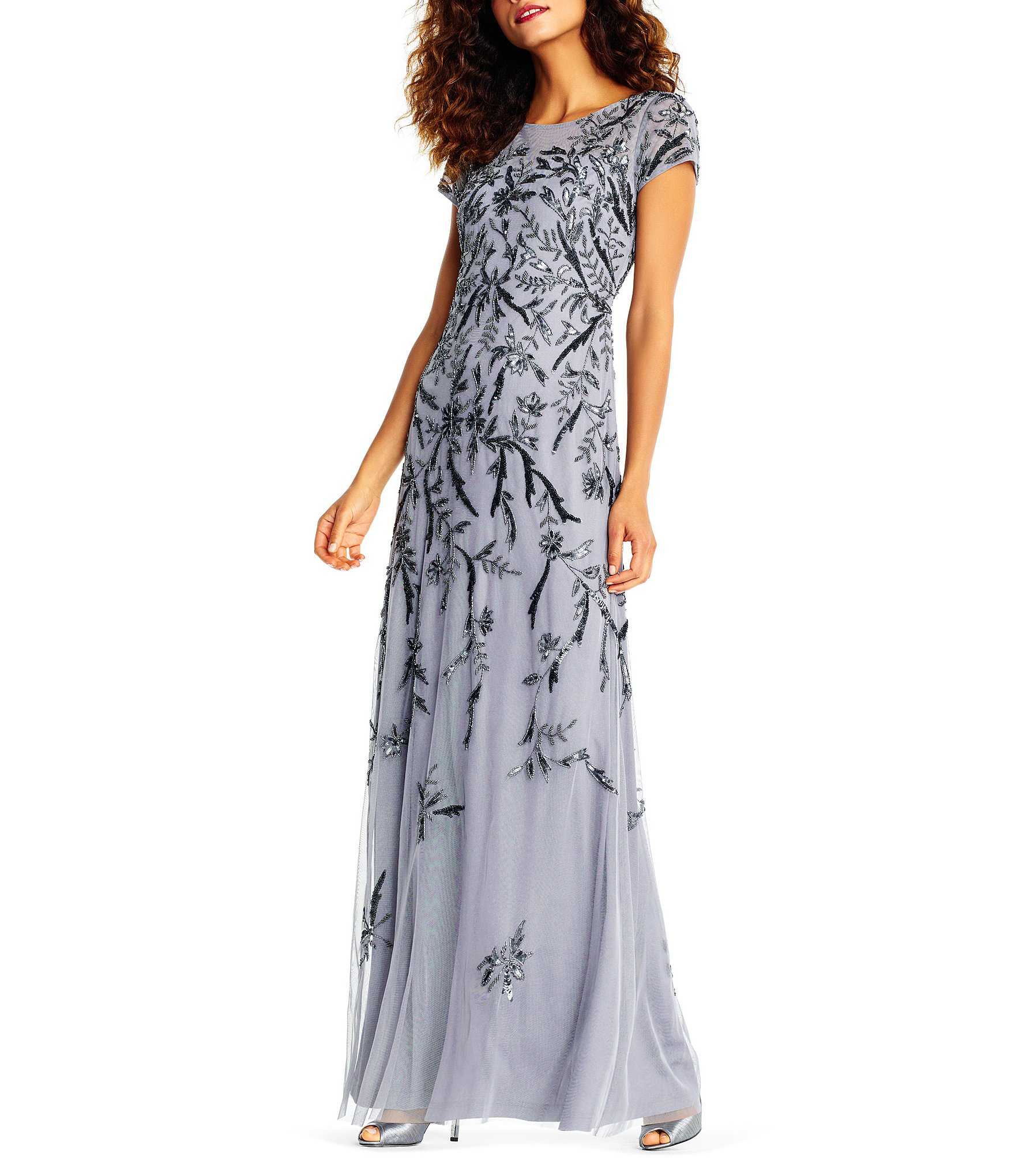 Long bridesmaid dresses gowns dillards ombrellifo Gallery