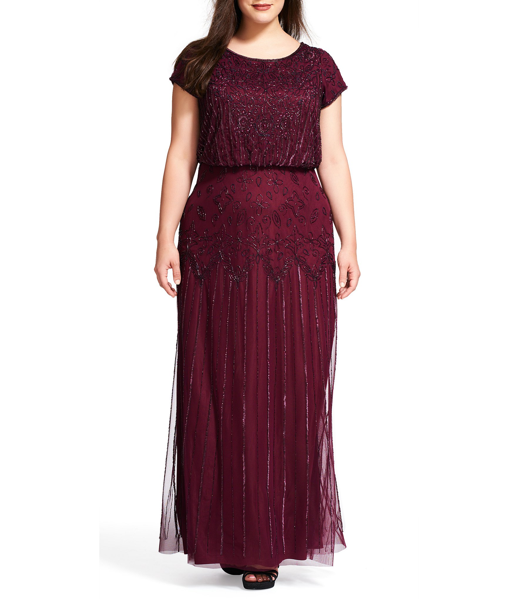 Plus-Size Formal Dresses & Gowns | Dilllards