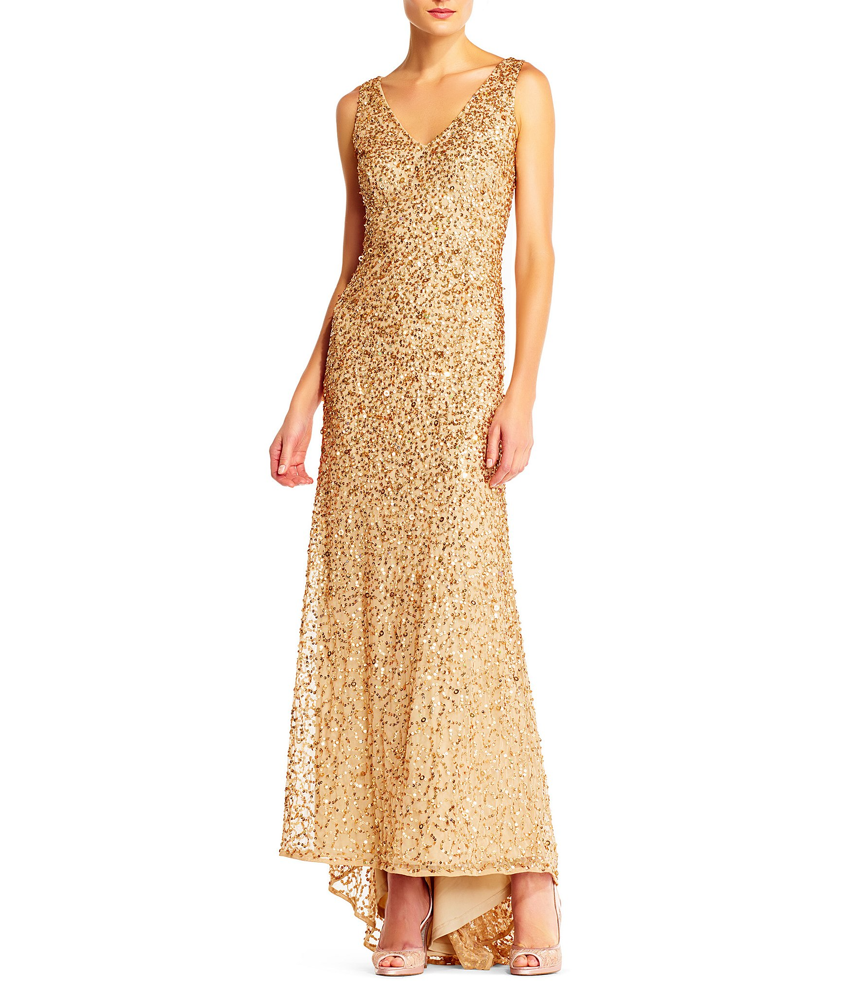 Dillard's Clearance Mother of the Bride Evening Dresses