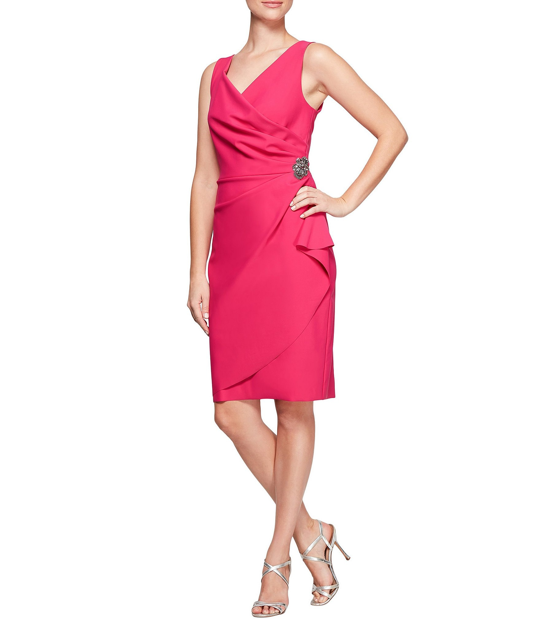 Womens cocktail party dresses dillards ombrellifo Choice Image