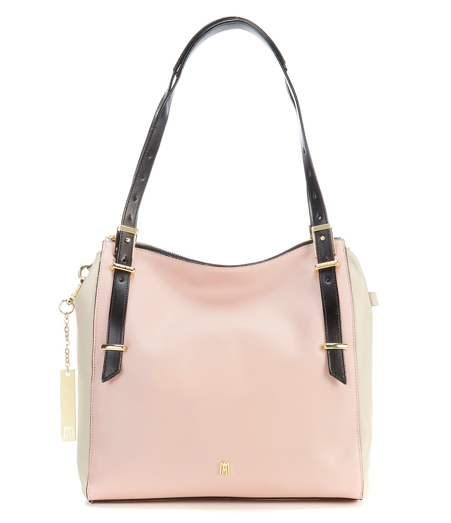 05ddeee81e5f Antonio Melani Colorblocked Hobo Bag