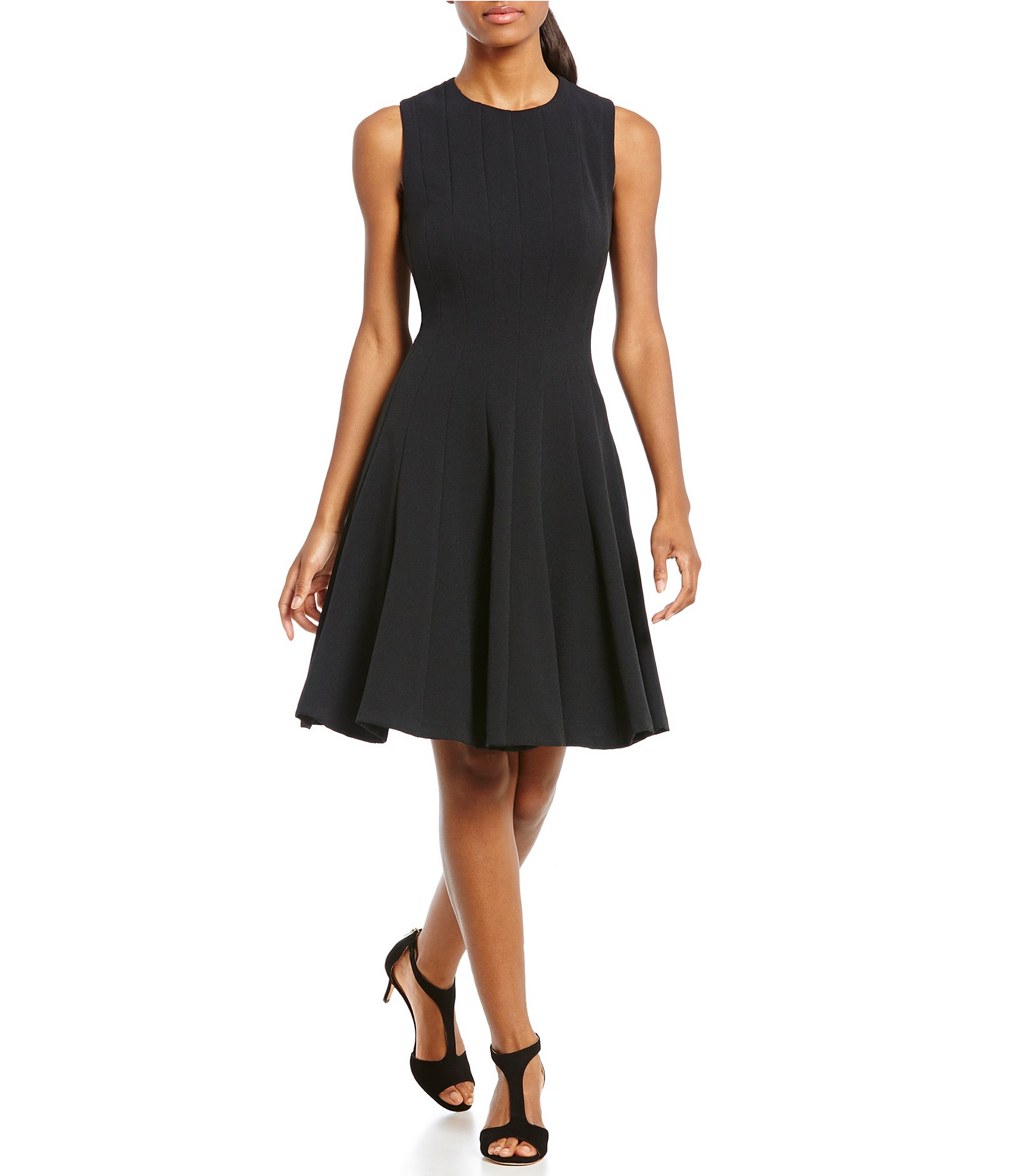 Black dress under knee - Black Dress Under Knee 46