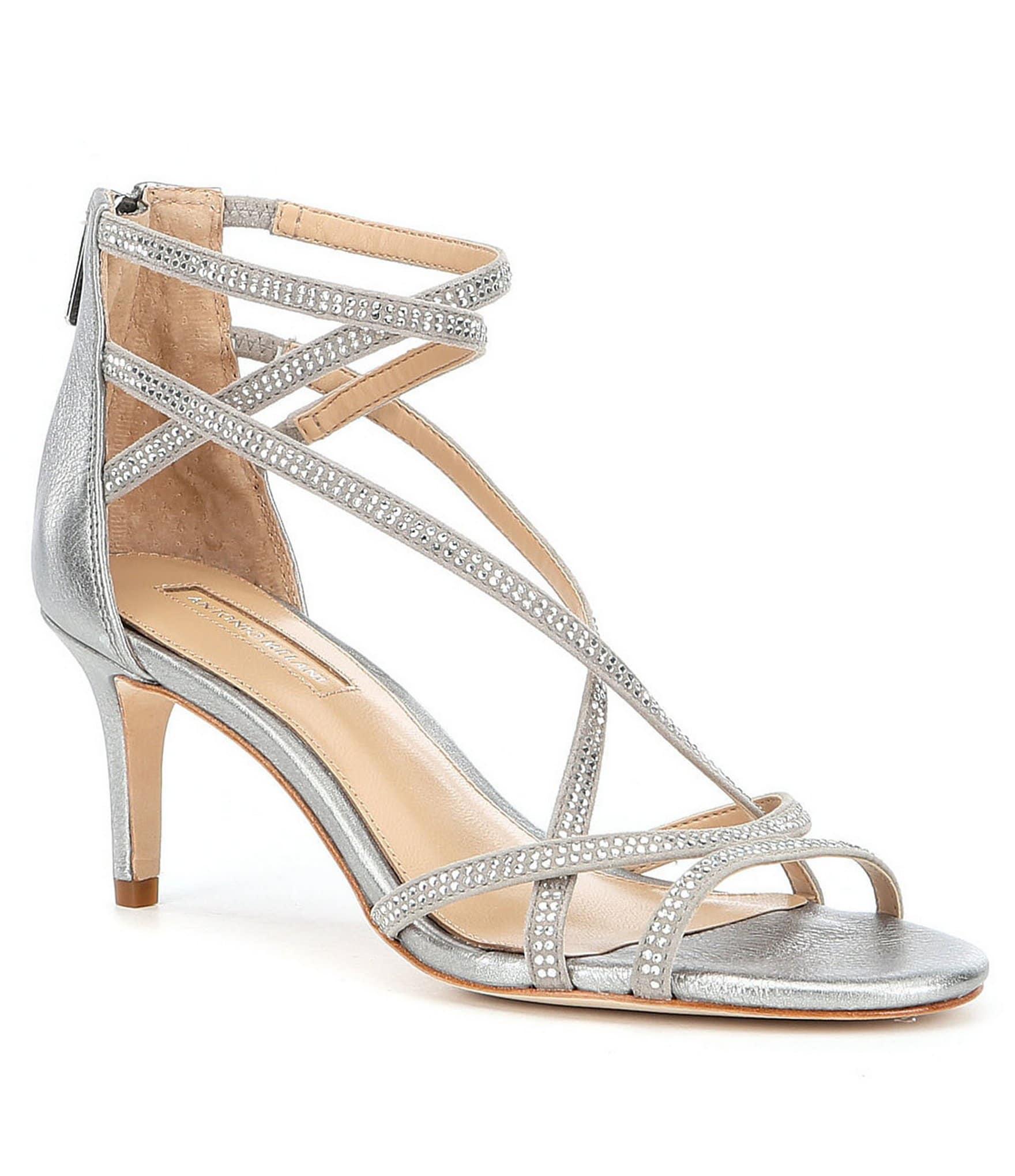 Flat rhinestone sandals for wedding - Flat Rhinestone Sandals For Wedding 20