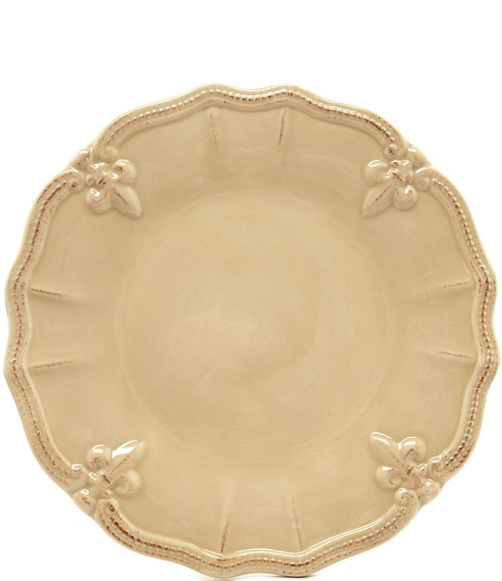 Artimino Fleur-de-Lis Earthenware Dinnerware   Dillards
