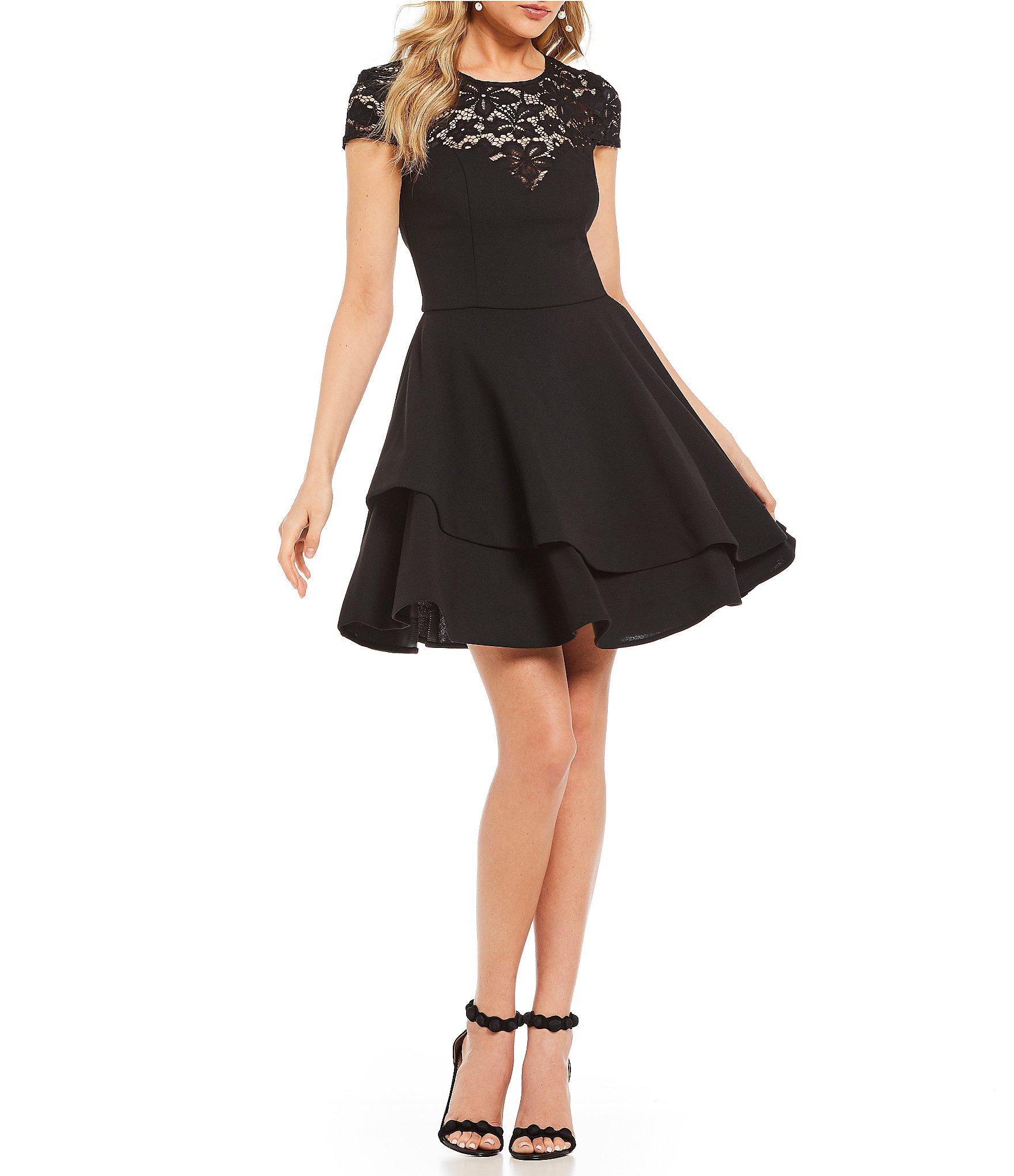 Juniors\' Little Black Dresses   Dillards