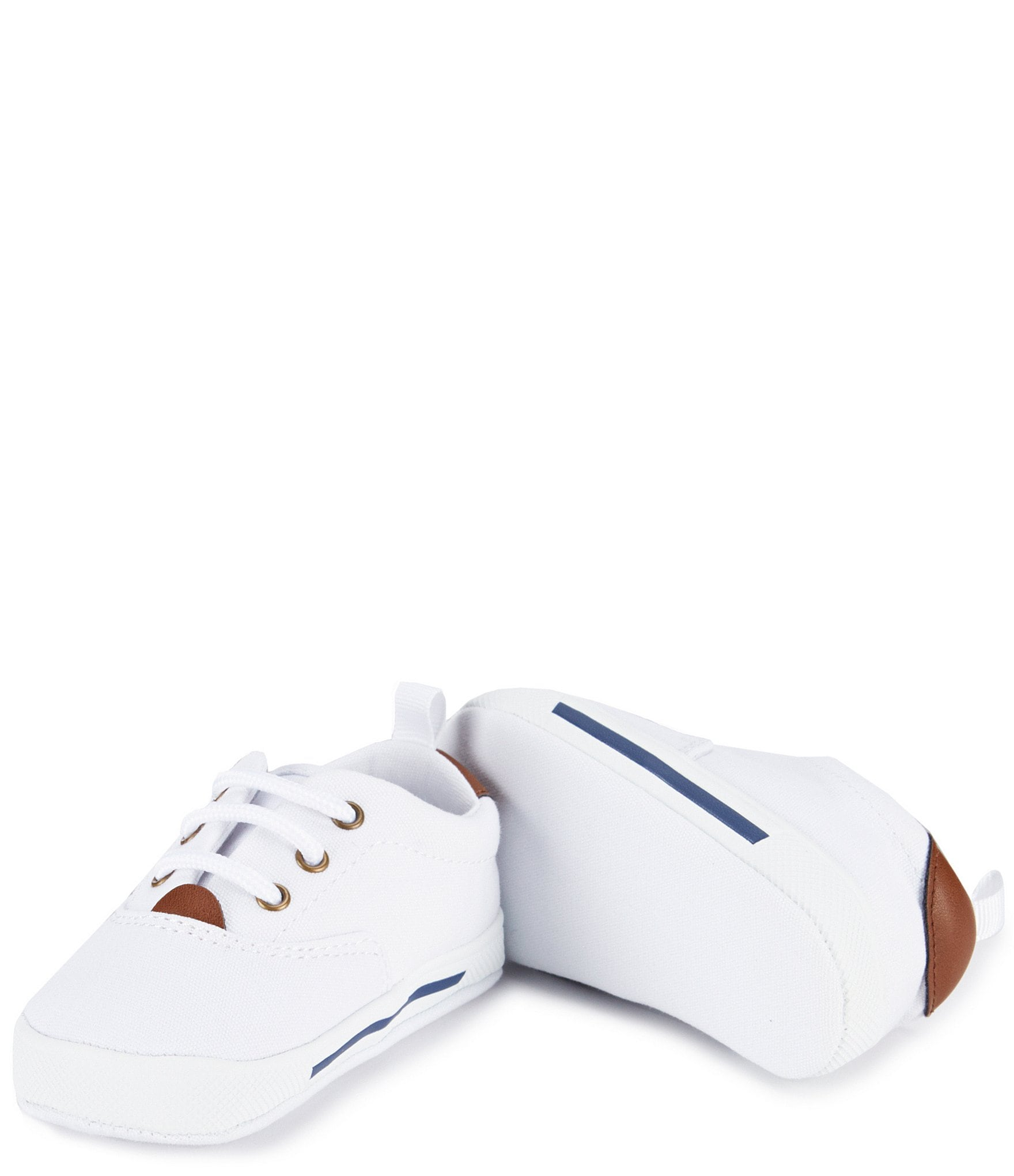 Baby Deer White Kids Shoes