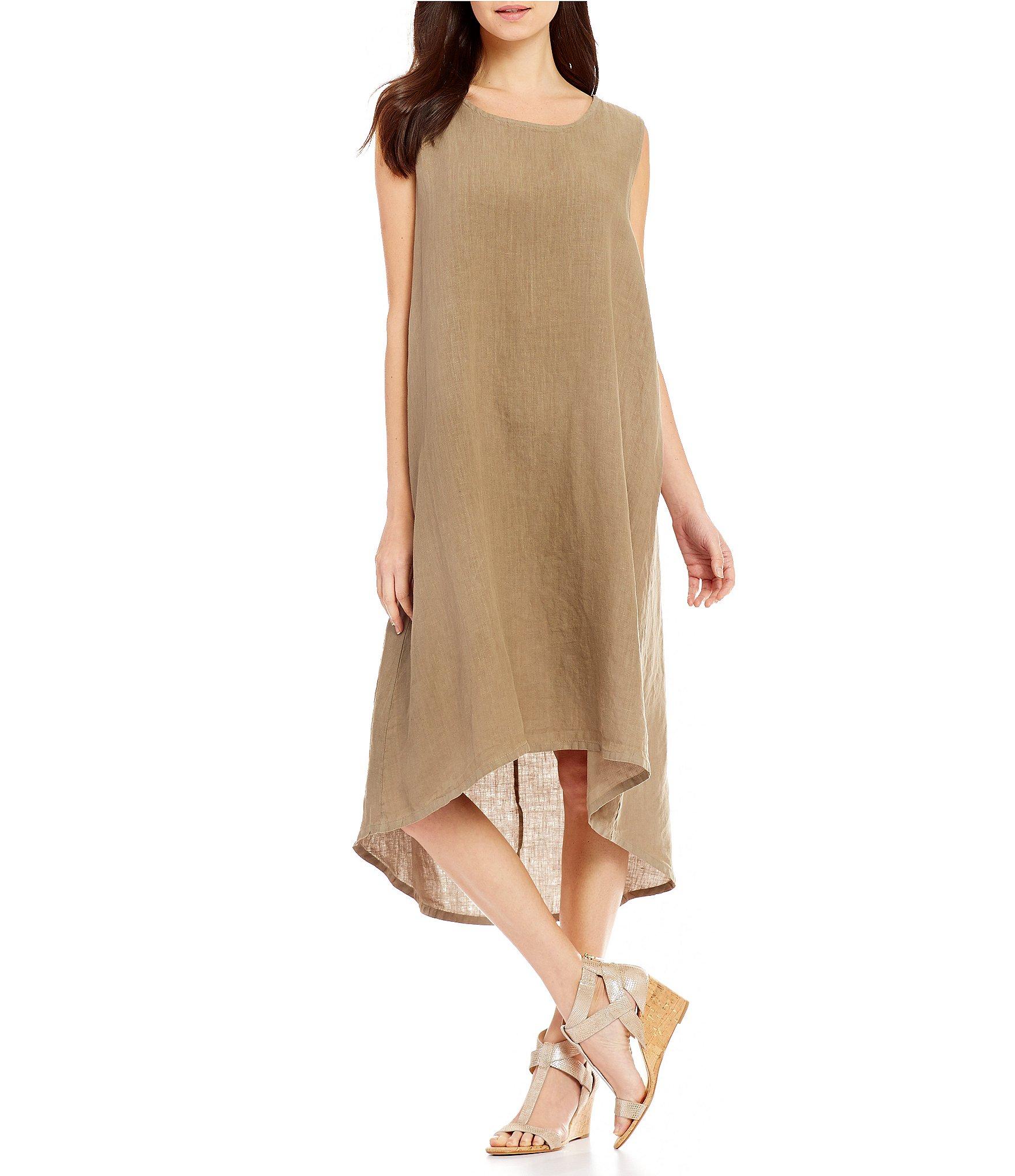 Bryn Walker Light Linen Louie Dress