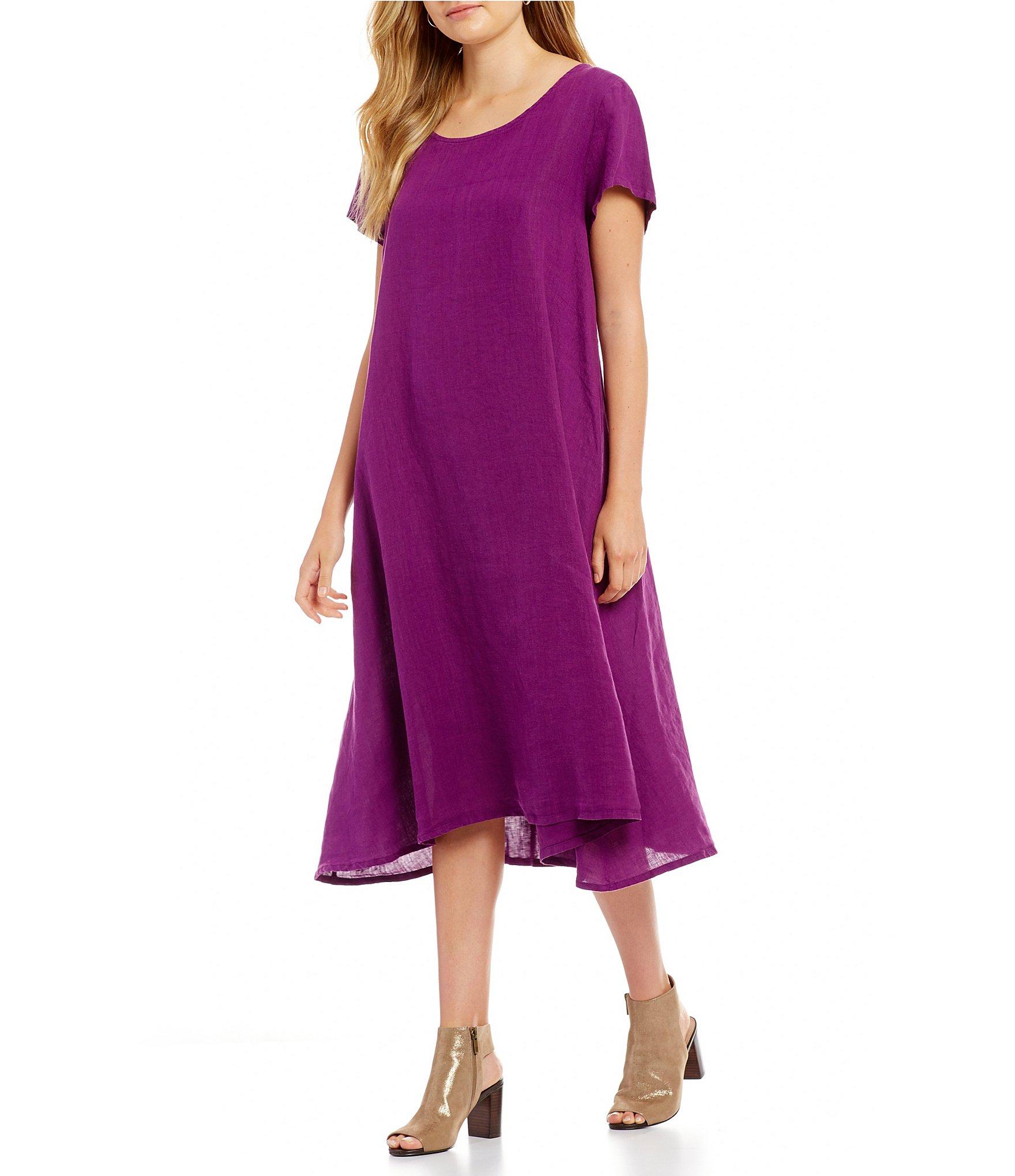 Bryn Walker Light Linen Winslow Dress