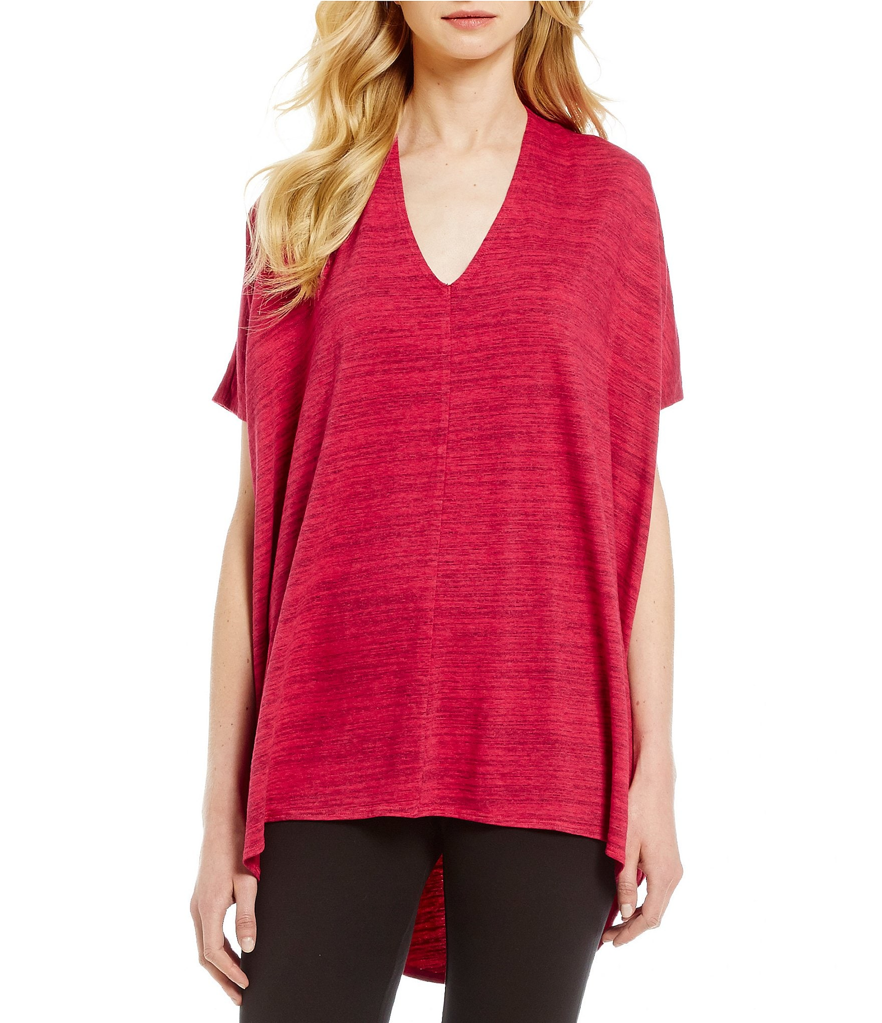 Bryn Walker Striped French Terry Justin Tunic