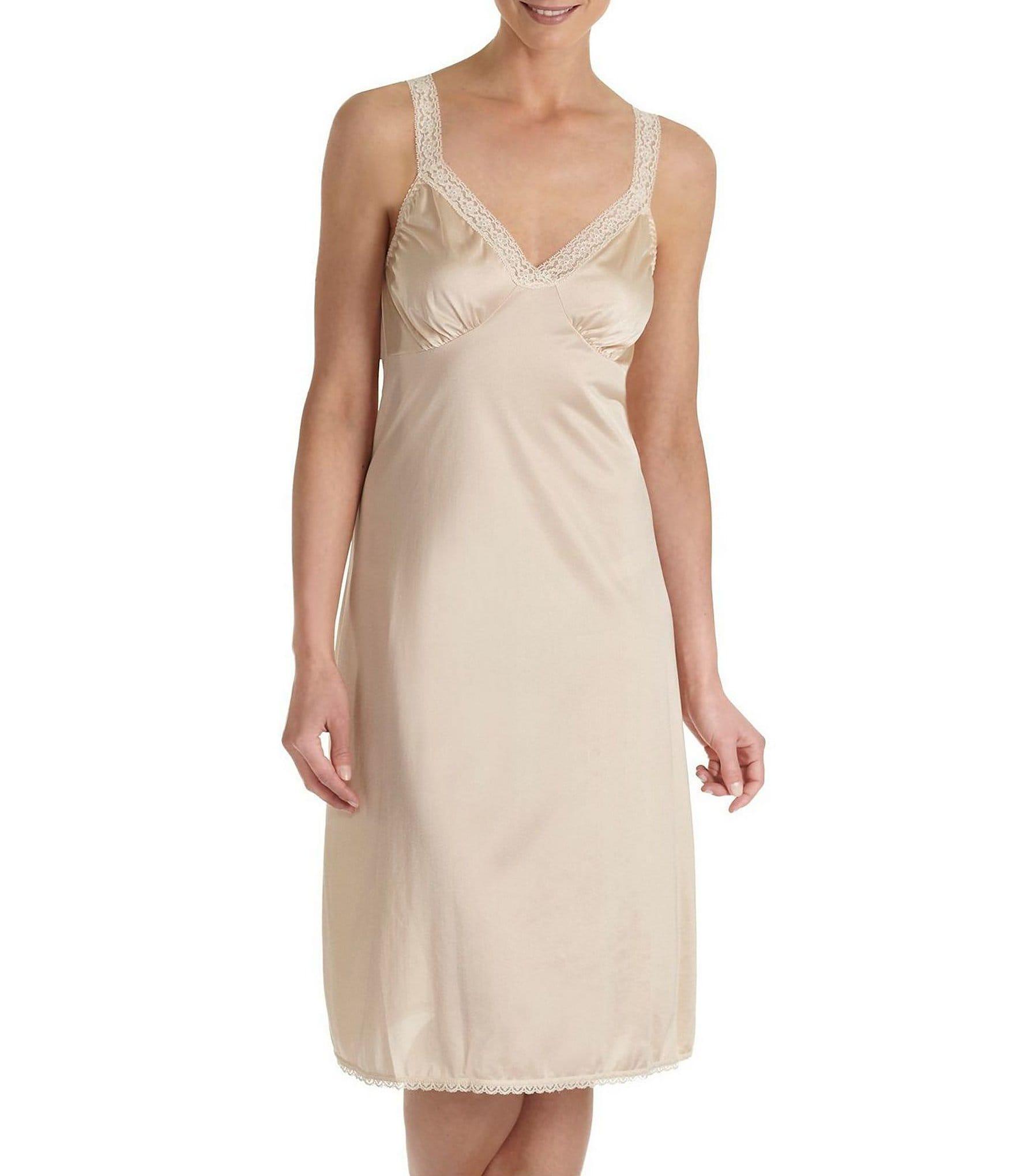 Navy Lace Tank Dress