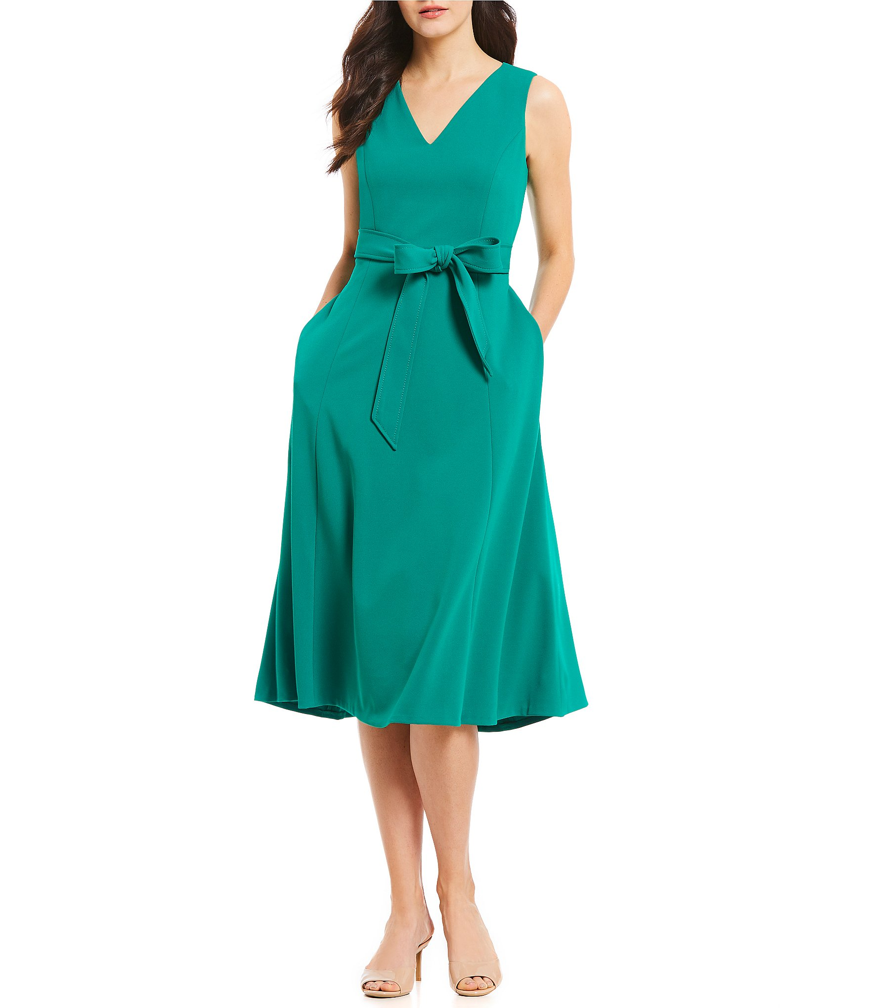 Women\'s Mid-Length Daytime Dresses | Dillards